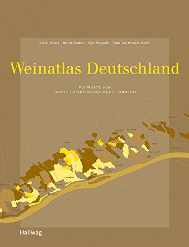 9783833806384: Weinatlas Deutschland (Wein - Atlanten)