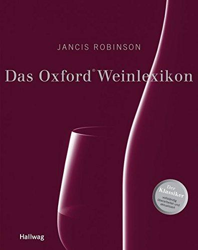 9783833806919: Das Oxford Weinlexikon