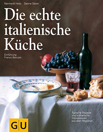 9783833807053: Die echte italienische Küche