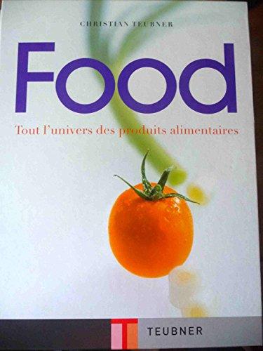 9783833807121: FOOD - Die ganze Welt der Lebensmittel