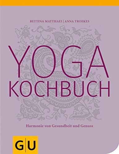 9783833809583: Yogakochbuch: Harmonie von Gesundheit und Genuss