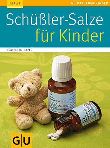 9783833814037: Schüßler-Salze für Kinder