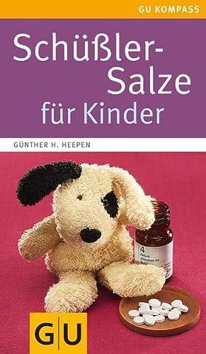 9783833814488: Schüßler-Salze für Kinder