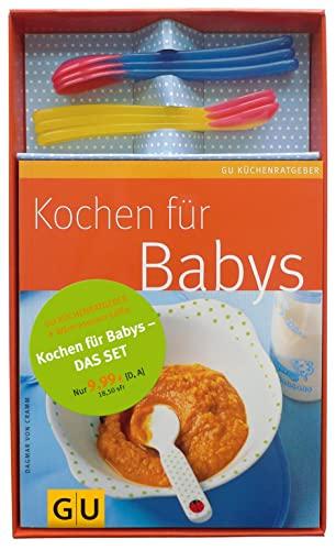 9783833818806: Kochen für Babys - das Set