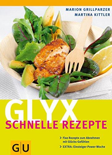 9783833820076: Glyx - schnelle Rezepte
