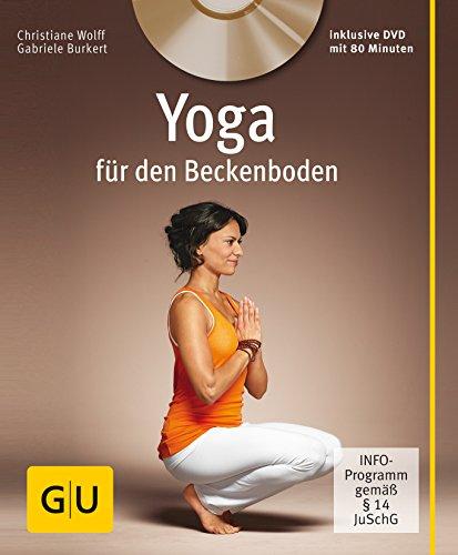 9783833820533: Yoga für den Beckenboden (mit DVD)