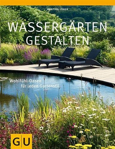 9783833821073: Wassergarten gestalten: Gestaltungsideen fur jeden Standort