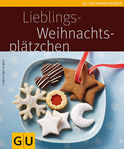 Lieblings-Weihnachtsplätzchen: Christina Kempe