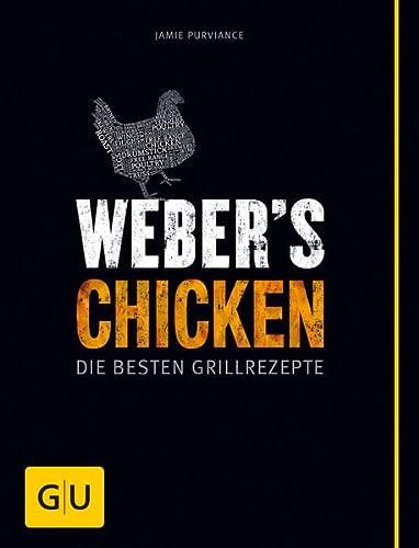 9783833822841: Weber's Chicken: Die besten Grillrezepte
