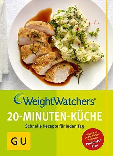 9783833827297: Weight Watchers 20-Minuten-Küche: Schnelle ...