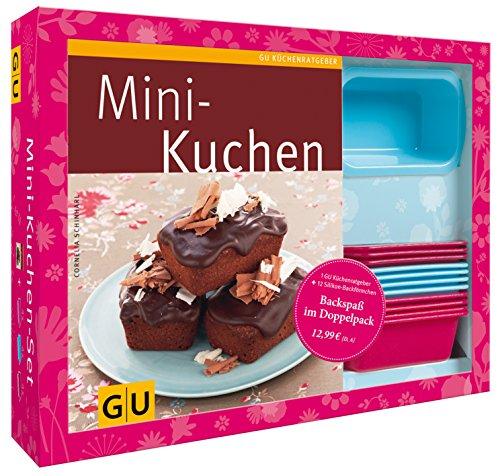 9783833829246: Mini-Kuchen-Set: Plus Mini-Förmchen