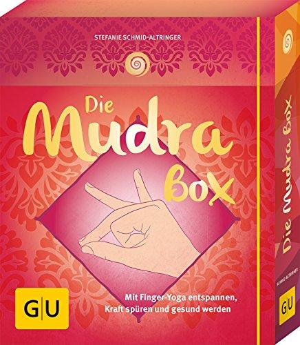 9783833835612: Die Mudrabox: Mit Finger-Yoga entspannen, Kraft spüren und gesund werden
