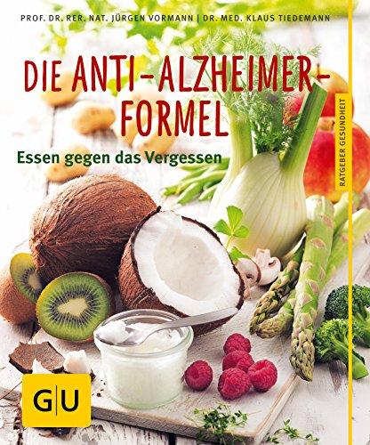 9783833836008: Die Anti-Alzheimer-Formel