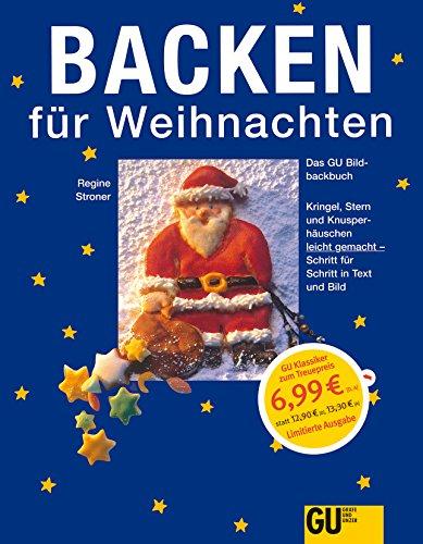 9783833836541: Backen für Weihnachten