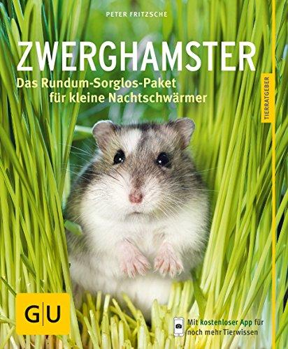 9783833838019: Zwerghamster: Das Rundum-Sorglos-Paket f�r kleine Nachtschw�rmer