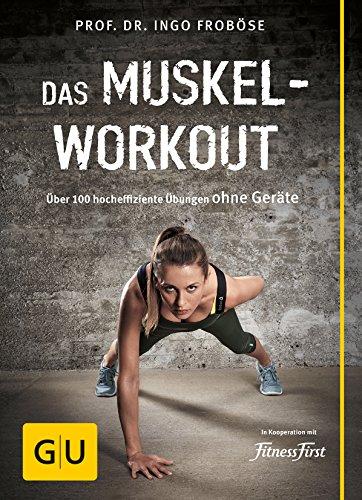 9783833838095: Das Muskel-Workout