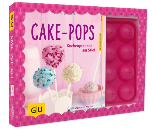 9783833838774: Cake-Pop-Set: Plus Cake-Pop-Backform (für 16 Cake-Pops)