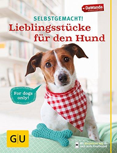 9783833841453: DaWanda: Selbstgemacht! Lieblingsstücke für den Hund