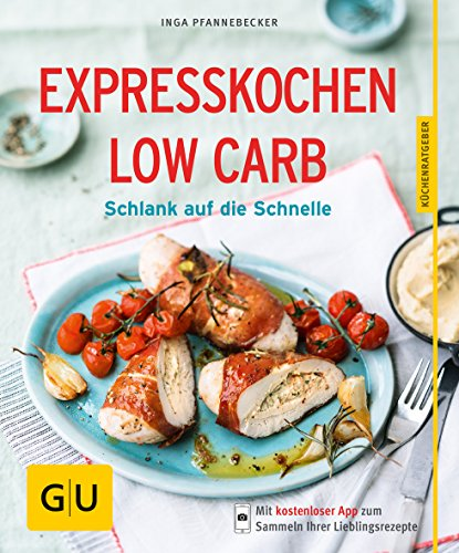 9783833844331: Expresskochen Low Carb