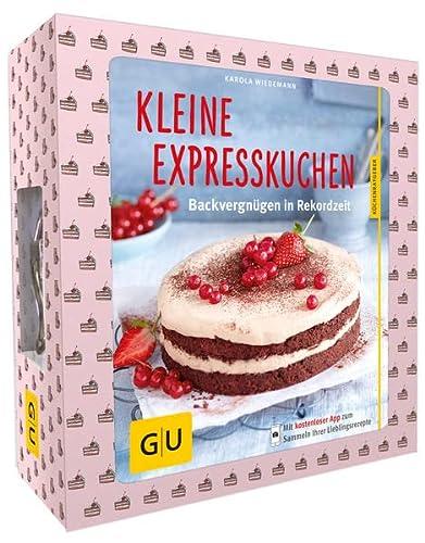 9783833844355: Set Kleine Expresskuchen. Mit Kaiser-Springform Ø 20 cm