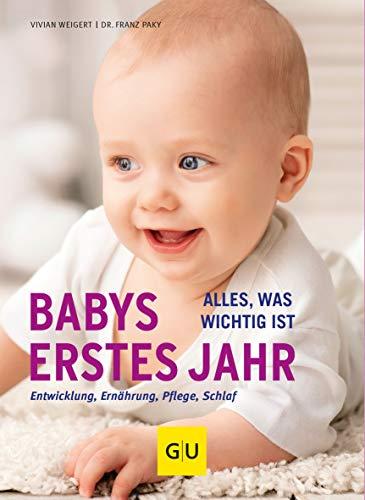 9783833844553: Babys erstes Jahr: Alles, was wichtig ist