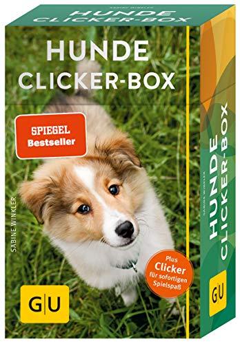 Hunde-Clicker-Box: Plus Clicker für sofortigen Spielspaß