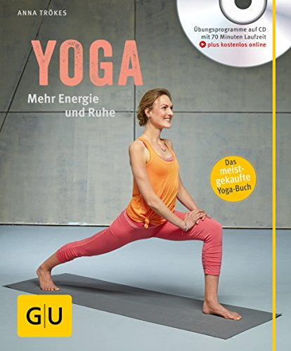 9783833848308: Yoga. Mehr Energie und Ruhe (mit CD)