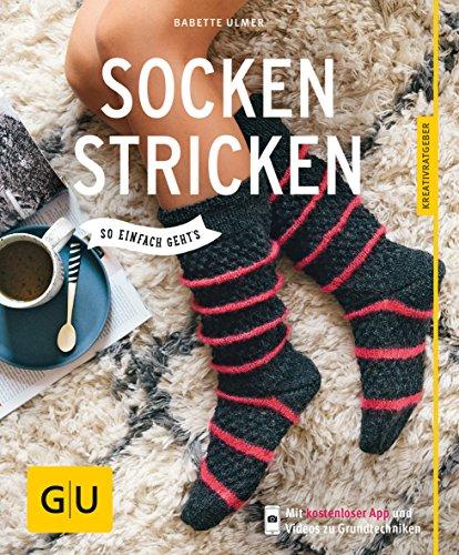 2cfd23547e1d1f Socken stricken - So einfach gehts: Babette Ulmer