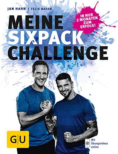 9783833857133: Meine Sixpack-Challenge (GU Einzeltitel Gesundheit/Fitness/Alternativheilkunde)