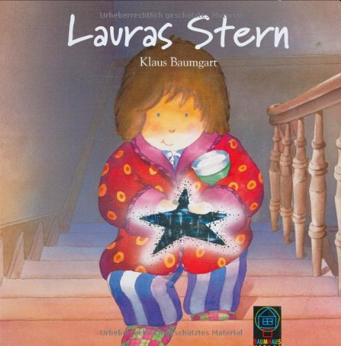 9783833900136: Lauras Stern. Pappbilderbuch.