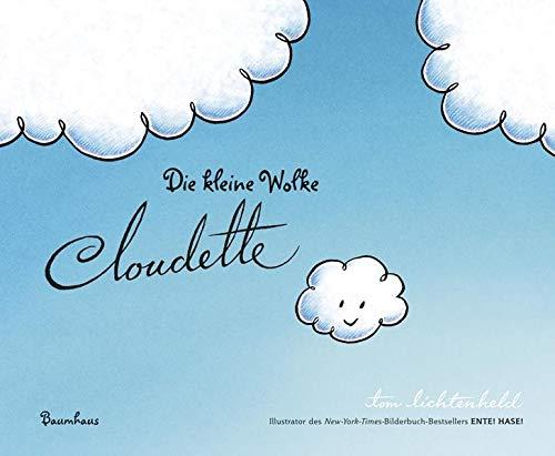9783833900570: Die kleine Wolke Cloudette