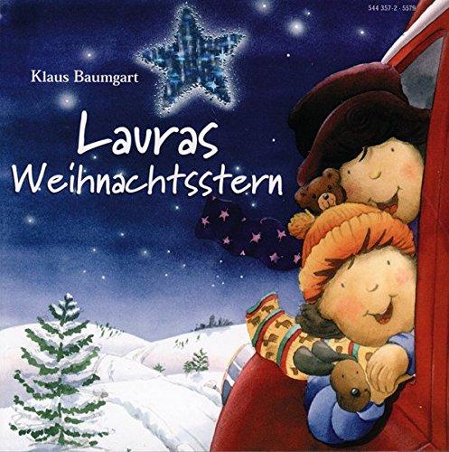9783833902048: Lauras Weihnachtsstern. CD: Eine Liedergeschichte f�r Kinder