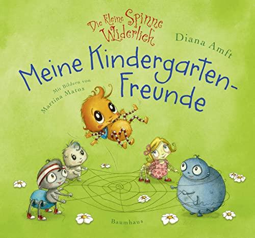 9783833903366: Die kleine Spinne Widerlich - Meine Kindergartenfreunde