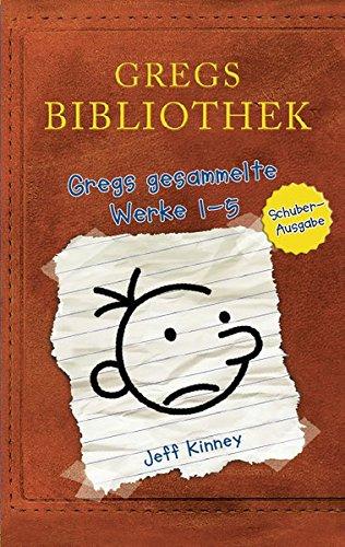 Gregs Bibliothek - Gregs gesammelte Werke 1 bis 5: Jeff Kinney