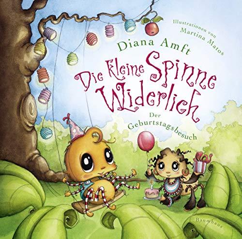 9783833904295: Die kleine Spinne Widerlich 02 - Der Geburtstagsbesuch (Mini-Ausgabe)