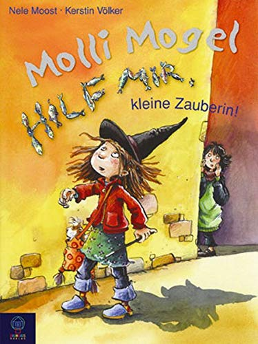 9783833935039: Molli Mogel. Hilf mir, kleine Zauberin!