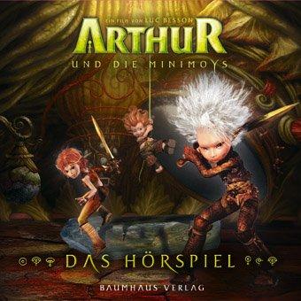 9783833935848: Arthur und die Minimoys. Das Hörspiel. CD