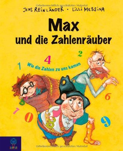 9783833935879: Max und die Zahlenräuber
