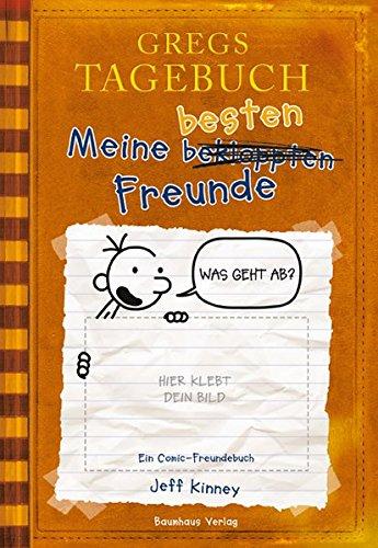 9783833936388: Gregs Tagebuch: Meine besten Freunde