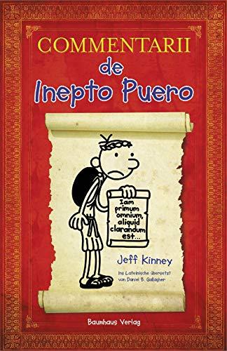 9783833936548: Commentarii de Inepto Puero