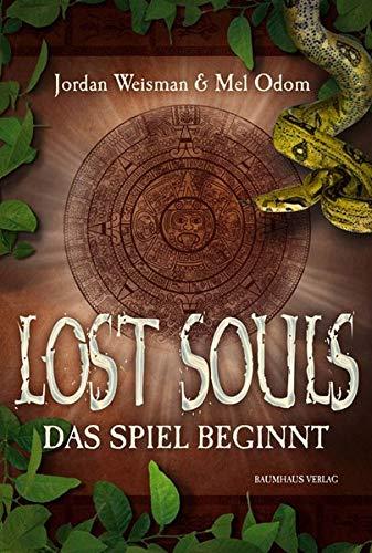 9783833937941: Lost Souls - Das Spiel beginnt: Box mit Buch, Spielplan und Spielsteinen