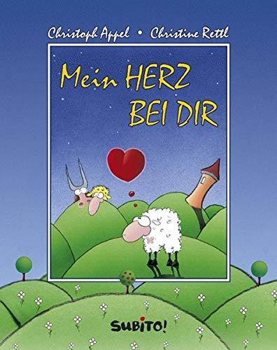 9783833944970: Mein Herz bei dir!: Eine Liebe und ein Seitensprung