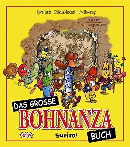 9783833945236: Das grosse Bohnanza-Buch Mit 6 neuen Spielkarten!