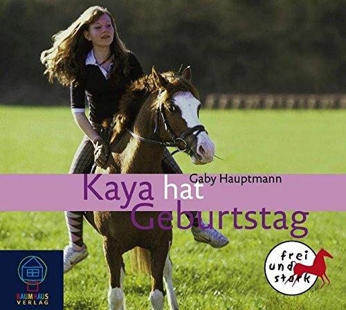9783833951107: Kaya hat Geburtstag