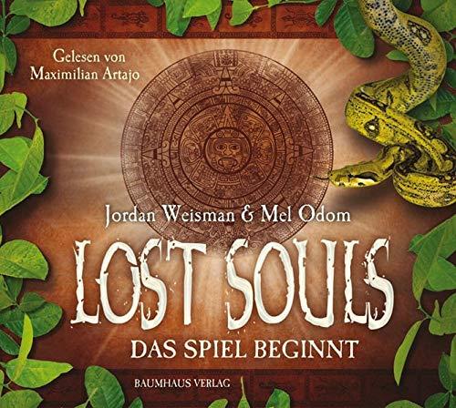 9783833952289: Lost Souls Teil 1:Das Spiel beginnt