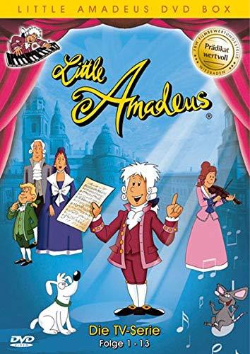 9783833953682: Little Amadeus: Staffel 1 [Alemania] [DVD]
