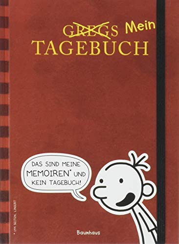 9783833958441: Gregs (Mein) Tagebuch ; Ill. v. Kinney, Jeff; Deutsch
