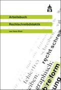 9783834003812: Arbeitsbuch Rechtschreibdidaktik