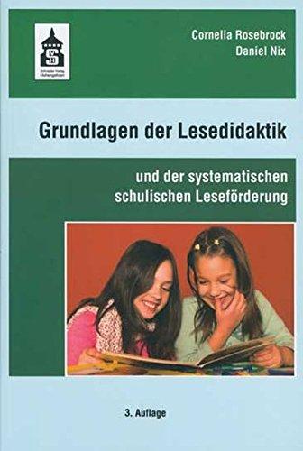 9783834004963: Grundlagen der Lesedidaktik