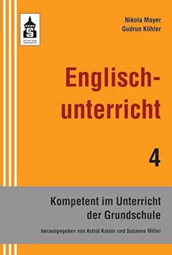 9783834005670: Englischunterricht